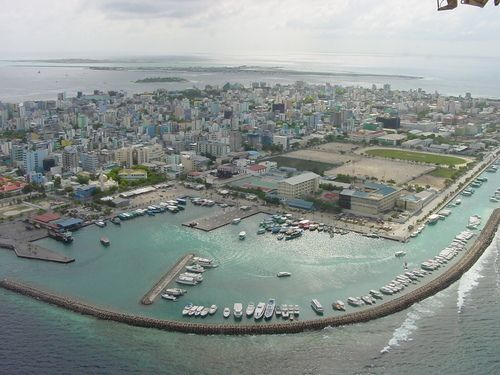Male' is the capital of Maldives #voyagewave #themaldives --->>> www.voyagewave.com