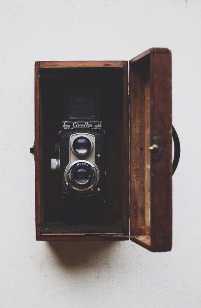 Antique 1900's Kodak film developers box.