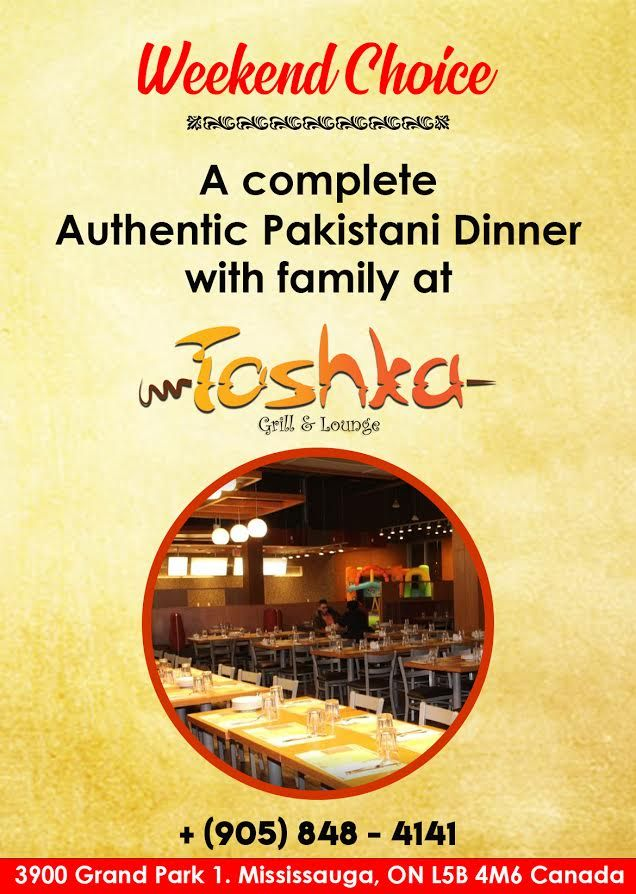 Looking For A Beautiful Place To Have Weekend Dinner With Family Toshka Grill Lounge Is Here To Serve You Tradition Weekend Dinner Halal Recipes Mississauga