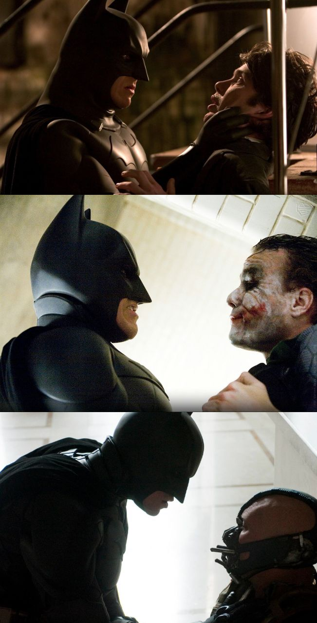 Batman | The Dark Knight Trilogy
