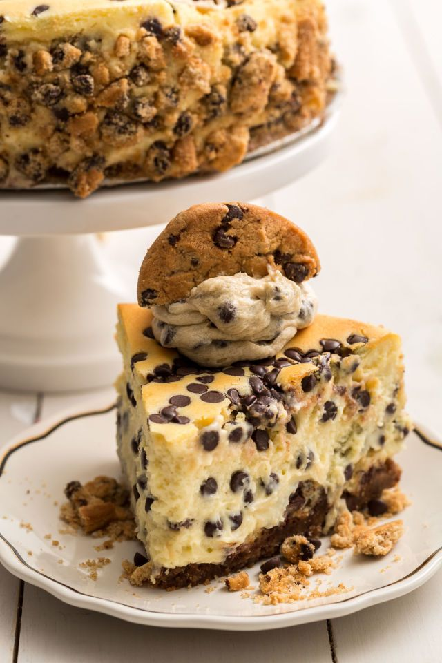 Our Cookie Dough Cheesecake Slays The Entire Cheesecake Factory Menu