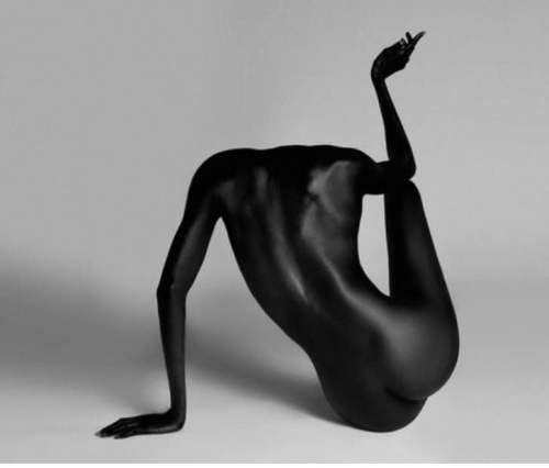 PHOTOGRAPHY: 'Body Shapes: The Unorthodox Series' - By Atlanta Based Photographer Ahmad Barber - AFROPUNK
