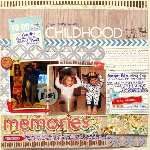 childhood memory idea Free childhood memories papers, essays can you recover memories of childhood abuse - the idea of whether a memory can be forgotten and then remembered.