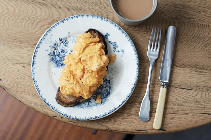Scrambled eggs are a breakfast favourite and they're so quick and easy to make. Here, we show you how to make the perfect scrambled eggs, step-by-step.