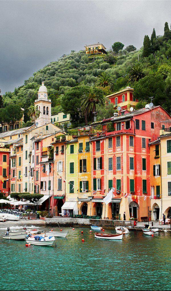 Portofino, Italy (by FNP1948)
