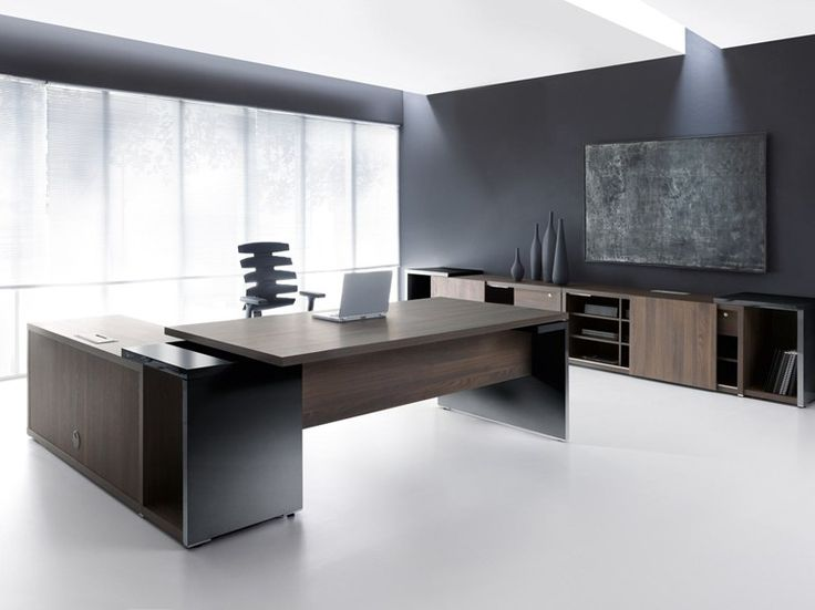 Executive desk Mito Collection by MDD | design Simone Bernocchi