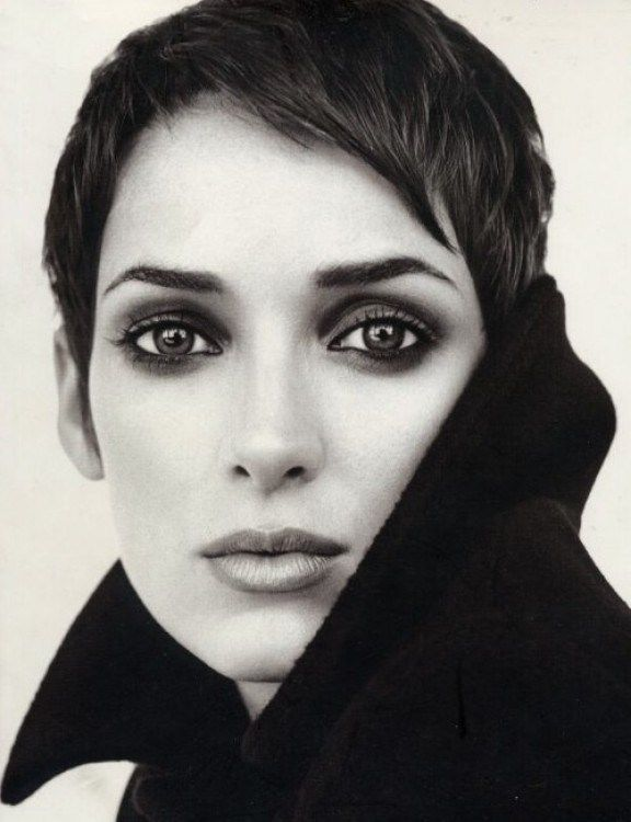 Winona Ryder | Photography by Brigitte Lacombe | For US Magazine | September 1997