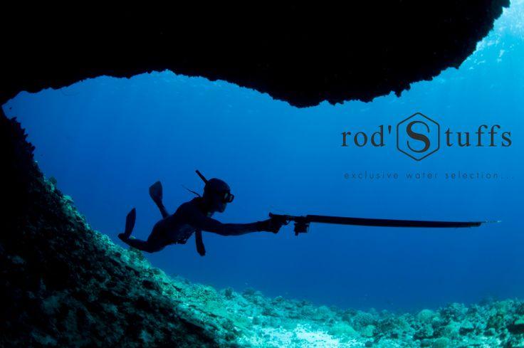 rodstuffs# spearfishing# riffe speargun