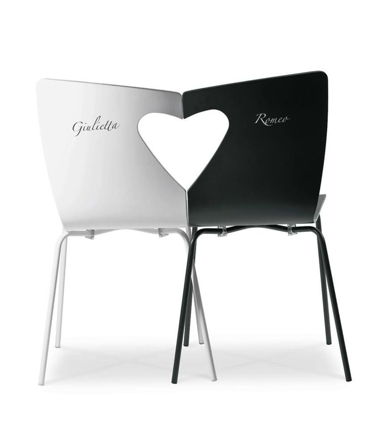 Share a chair with your Valentine, not only your heart!