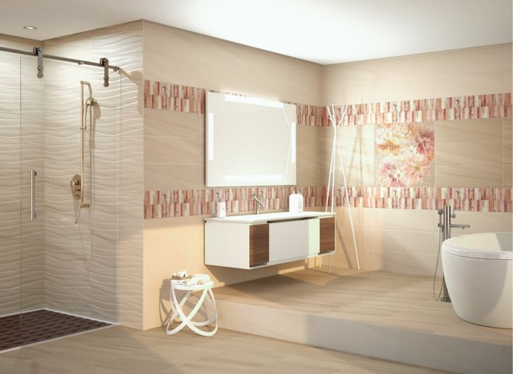 Les 25 meilleures id es concernant salle de bains espagnole sur pinterest i - Carrelage pour salle de bain moderne ...
