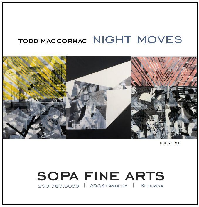Todd MacCormac - Night Moves