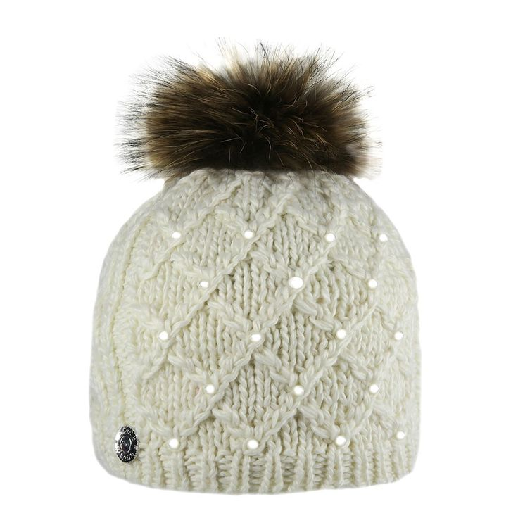Tuque Pleau pompon