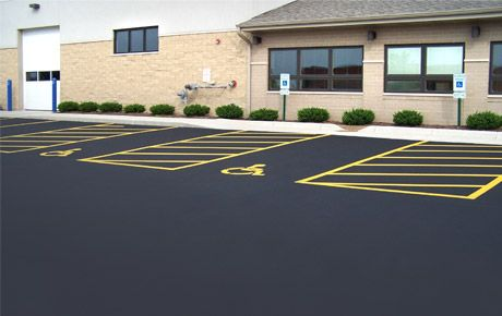 Parking Lot Maintenance is a specialized company that focuses on the maintenance of asphalt parking lots. Our core services for parking lots are seal coating, hot rubber crack sealing, asphalt repair and line striping for professionally managed properties.  http://www.suresealpavement.com/parking-lot-crack-sealing-first-line-defence/