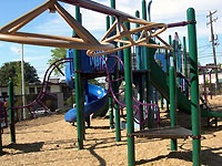 Cascade playground, maybe after amazon tour on career week.
