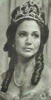 ILCE MARINHO: As Novelas De Nathalia Timberg -  Nathalia Timberg A Rainha Louca (1967)/Rede Globo) -  Foi a primeira superprodução televisiva da qual participei. Eu vivia a imperatriz Charlotte e Rubens de Falco era o meu marido, Maximiliano de Habsburgo.