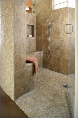 universal design for walkin shower