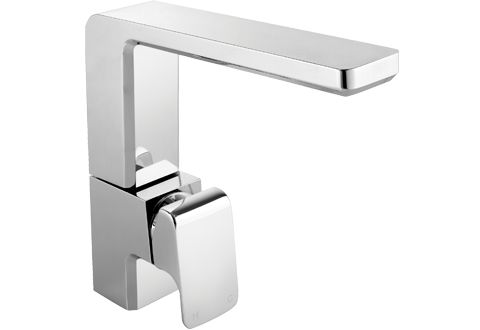 Methven Kiri Sink Mixer - The Kiri range fuses product functionality with architectural design – making a statement with its crisp form and dynamic forward stance for those that appreciate clean lines. Available at Pecks Plumbing Plus Manukau!