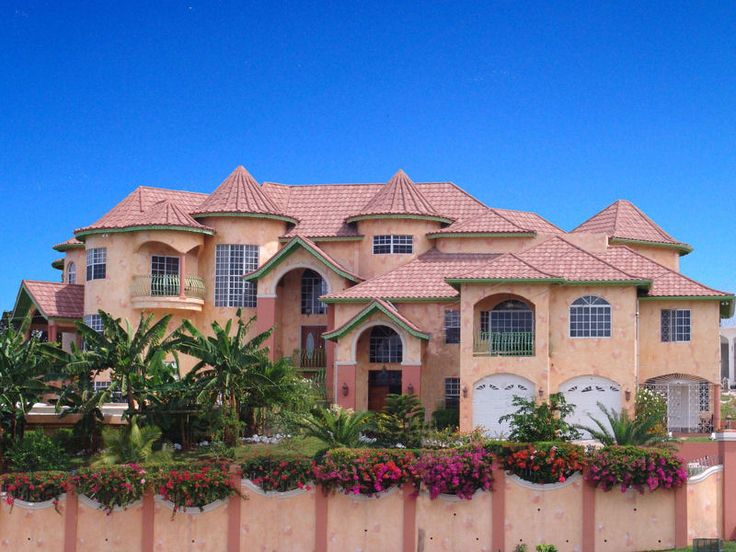 Dream castle villa deluxe vacation rental in ironshore Jamaica vacation homes