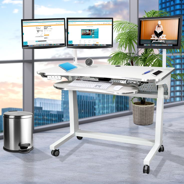 Do You Like The Power Pro Sit To Stand Desk Riser, But Wish To Have The  Same Quality U0026 Innovation In An All In One Desk? Then The Power Lift  Sit To Stand ... Part 35