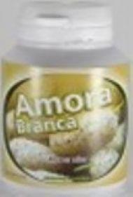 Amora Branca 500 mg 60 cápsulas