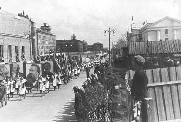 Праздничные мероприятия старого Кургана | Уральский меридиан