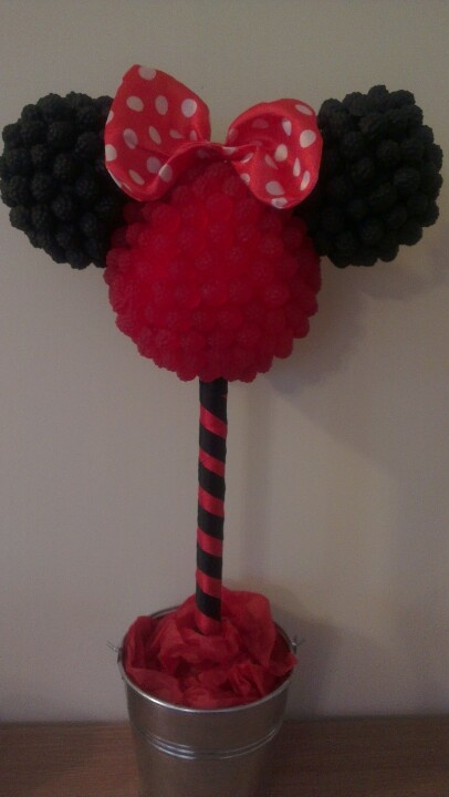 Minnie mouse sweet tree