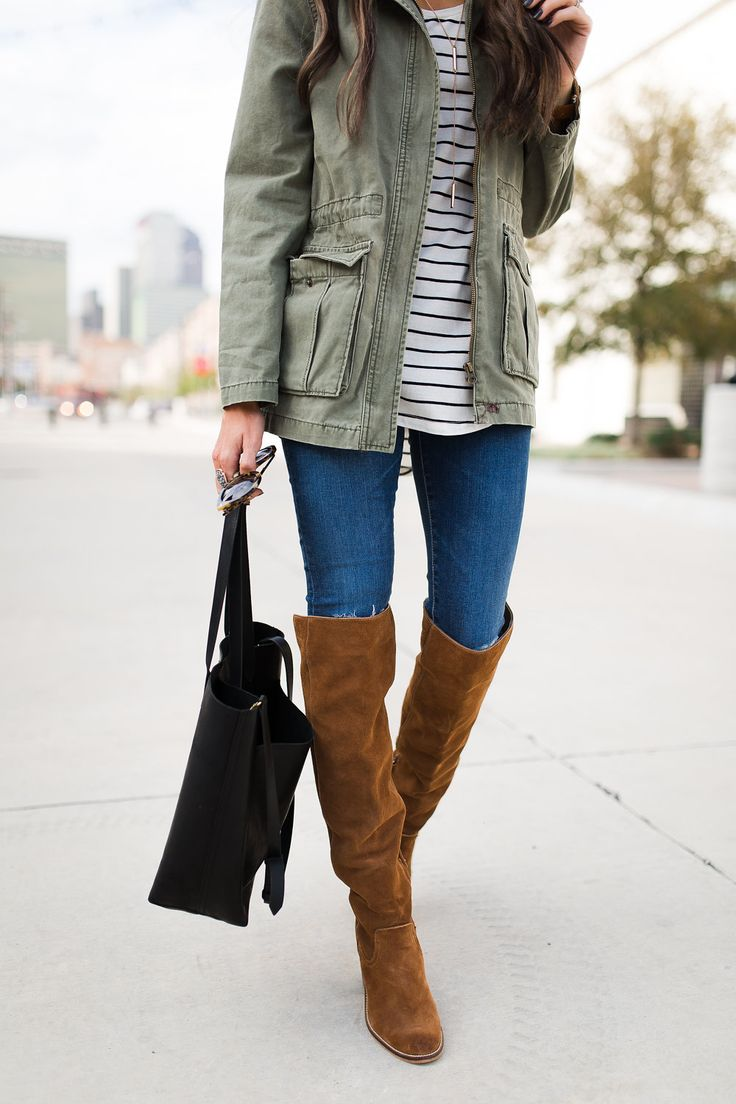 Luxury  Brown Boots  How To Wear The Clothes Already In My Closet