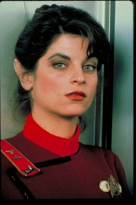 Still of Kirstie Alley in Star Trek II: The Wrath of Khan (1982)