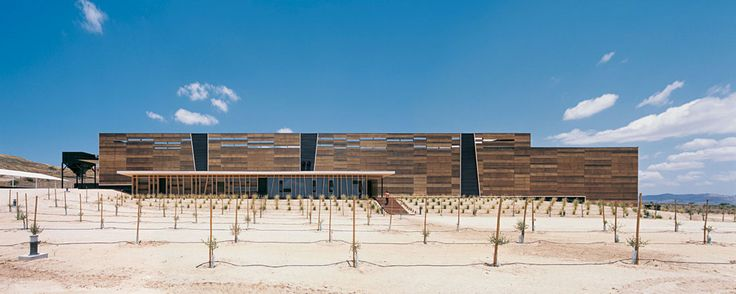 Olisur: Olive Oil factory / Guillermo Hevia (GH+A)