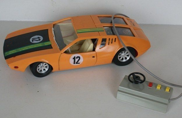… aber für diesen Rennwagen hättest Du alles hergegeben. | 31 Spielzeuge, an die sich wirklich nur Ostkinder erinnern können