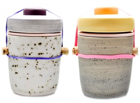 Strawberry Earth - Ceramic Beauty