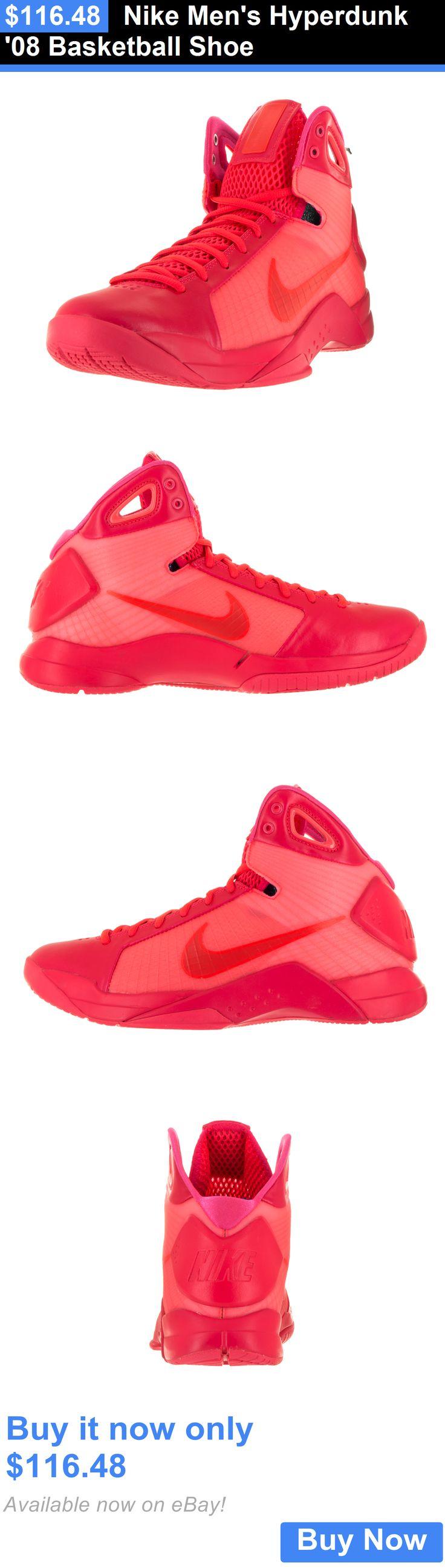 Basketball: Nike Mens Hyperdunk 08 Basketball Shoe BUY IT NOW ONLY: $116.48