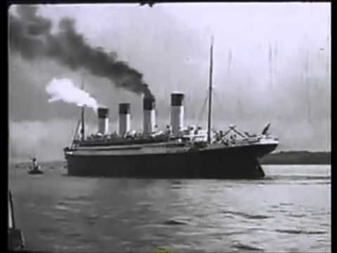 Last Voyages RMS Queen Mary, RMS Mauritania, RMS Olympic