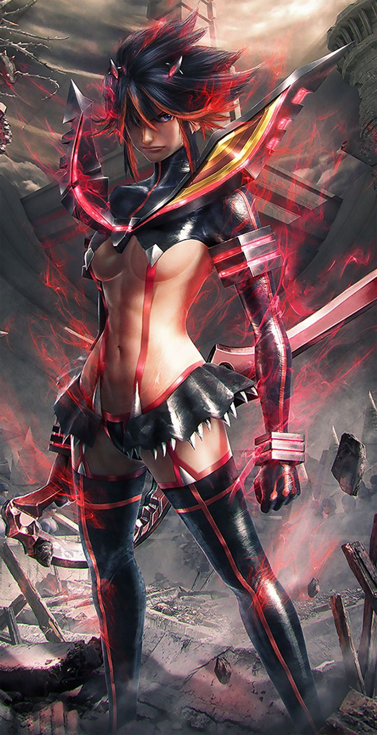 Kill la Kill - Ryuuko by tani