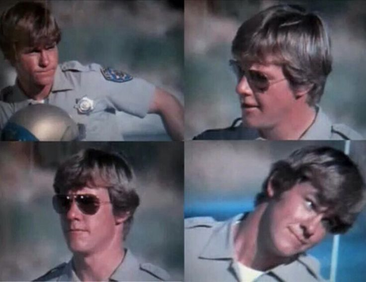 Larry Wilcox as Jon!