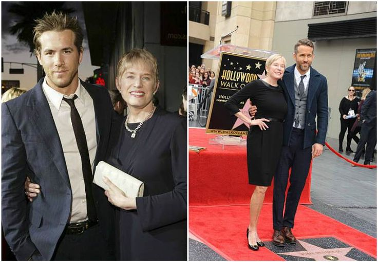Ryan Reynolds' mom Tammy Reynolds