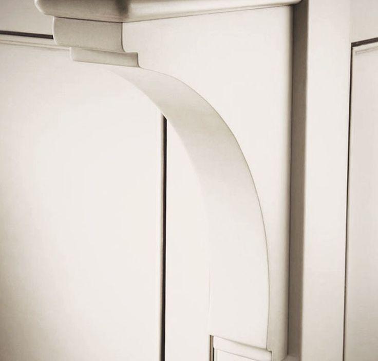 Kraftmaid Scribe Molding Cabi Door Molding Light Rail: 19 Best Cabinet Moldings Images On Pinterest