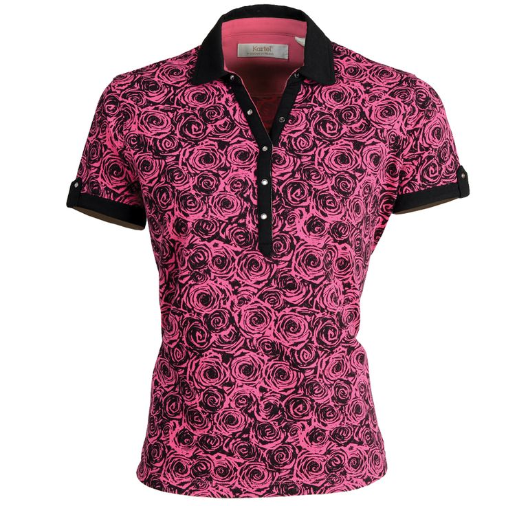 Rosie- blackrose print short sleeve t- shirt