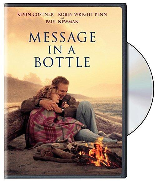 Message In A Bottle Kevin Costner, Robin Wright Penn, Paul Newman, John Savage, Illeana Douglas, Robbie Coltrane, Jesse James, Bethel Leslie, Tom Aldredge, Viveka Davis