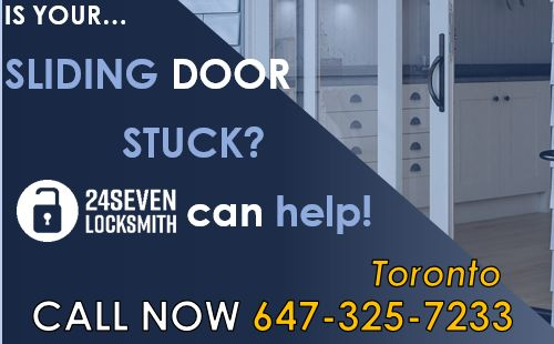 Having #Sliding #Patio #Door troubles? The door gets stuck? Doesn't slide smoothly? The lock is broken? Don't rush to get a new one installed yet, because maybe there are ways to repair it! Give us a call because we know how to fix it and get your sliding door back on track! #24sevenlocksmith #Toronto #Canada #locksmith #GTA #Ontario #Ont
