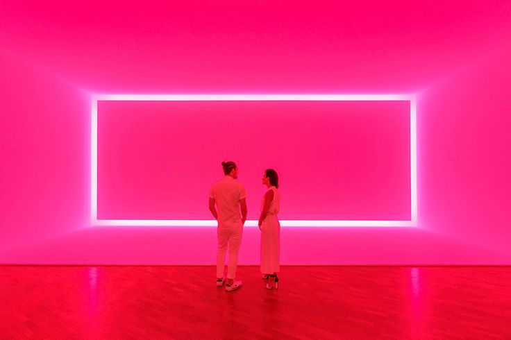 Retrospective on light maestro James Turrell reminds us of his continued brilliance... http://www.we-heart.com/2014/12/18/james-turrell-a-retrospective-national-gallery-australia-canberra/