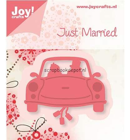 Joy Cutting & Embossing stencil Auto