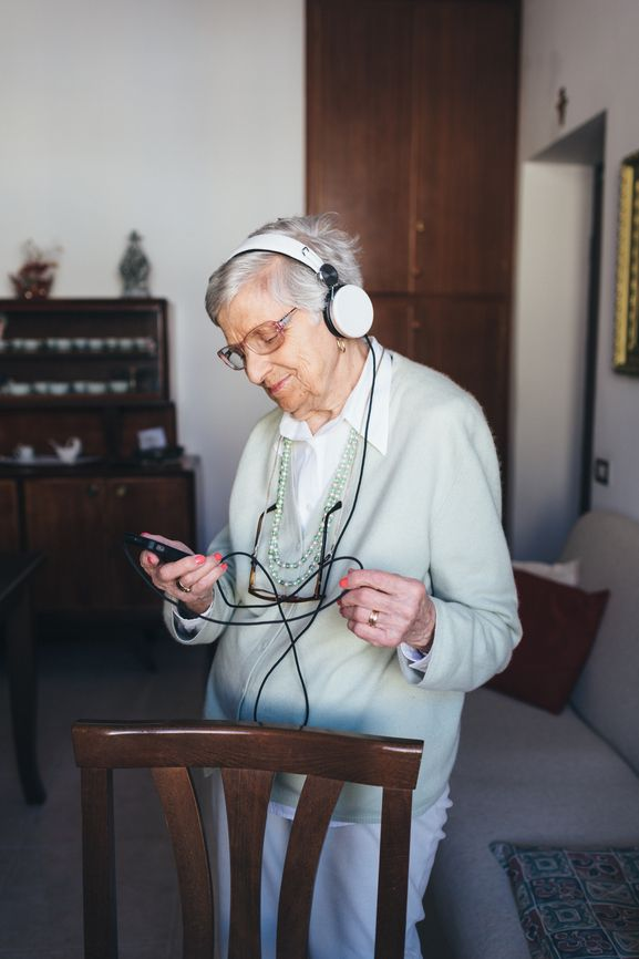 Ipods For Dementia  