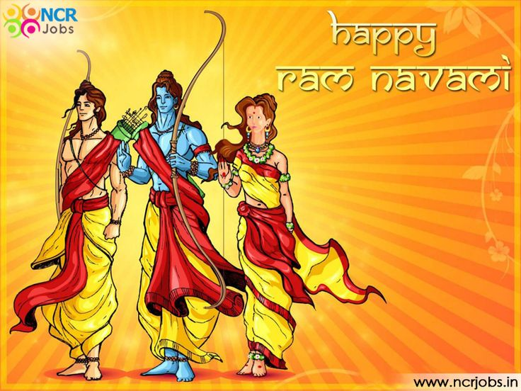 Wishing you all a very Happy Ram Navami..!! #NCRJobs #HappyRamNavami www.ncrjobs.in