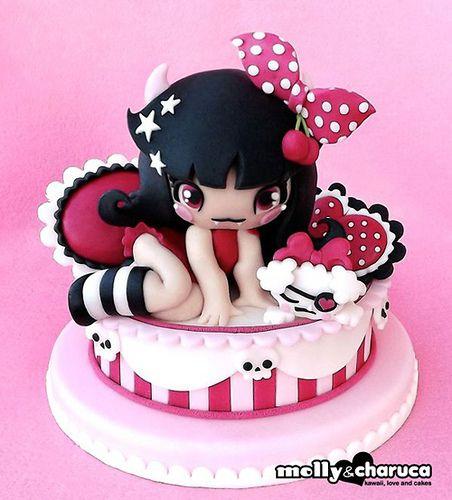 Molly Cake Artist : Mais de 1000 imagens sobre Cakes - Tutorial - Pasticci di ...
