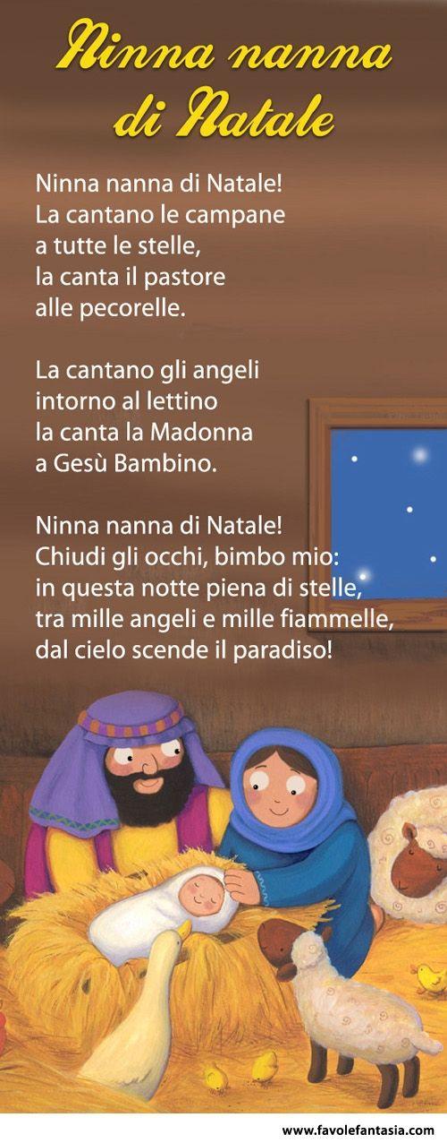 #Ninnananna di #Natale