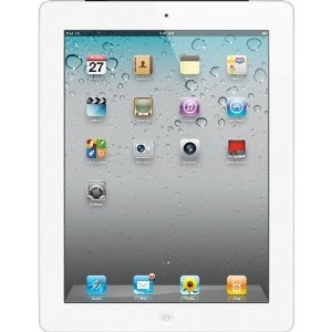 Apple iPad 2 MC985LL/A Tablet (16GB, Wifi + Verizon 3G, White) 2nd Generation
