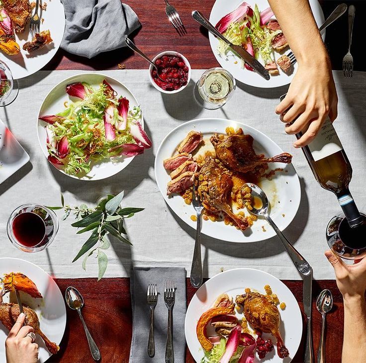The Holiday Table: For Friendsgiving and Beyond | There's nothing better than surrounding yourself with those you love to share a meal. But holiday gatherings c
