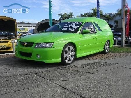 2004 Holden Ute S VZ