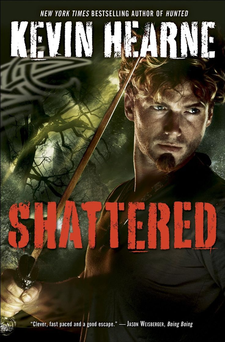 Shattered: The Iron Druid Chronicles eBook by Kevin Hearne (June 17, 2014) Del Rey